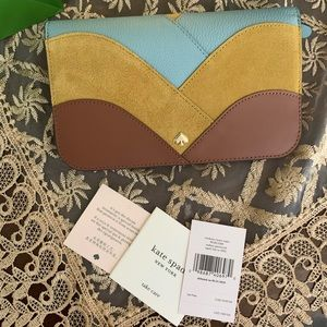 Beautiful kate space🍁 large wallet